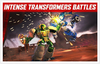 TRANSFORMERS Forged to Fight Mod Apk v7.1.1 Free for android