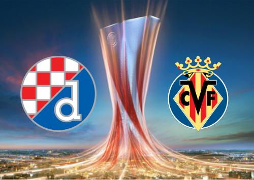 Dinamo Zagreb vs Villarreal -Highlights 08 April 2021