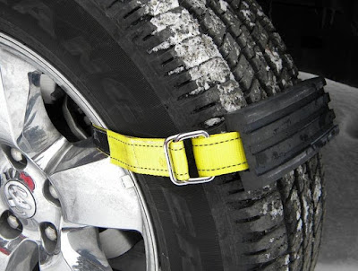 Tyre Traction Strap
