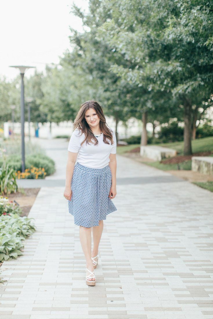 Summertime Favorite: Pull-On Skirts