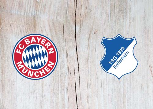Bayern Munich vs Hoffenheim -Highlights 5 February 2020