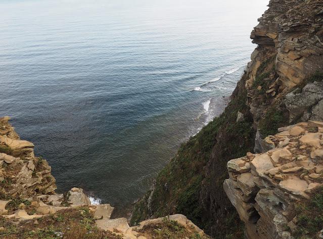 Вид возле Великокняжеской батареи (Владивосток, остров Русский)