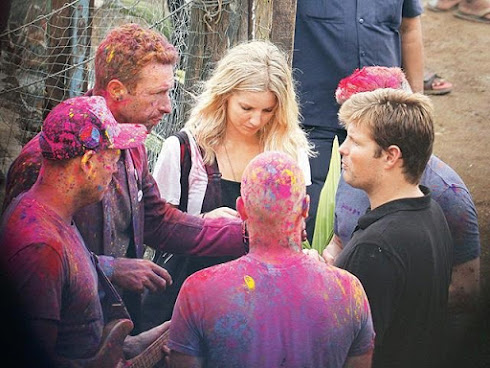 Coldplay iHeartRadio Music Festival 2015
