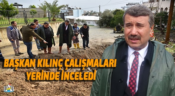 Hidayet Kılınç, Anamur Haber, Anamur Belediyesi, Anamur Son Dakika,