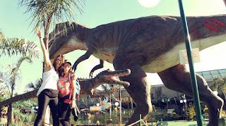 Parque dos Dinossauros em Campinas