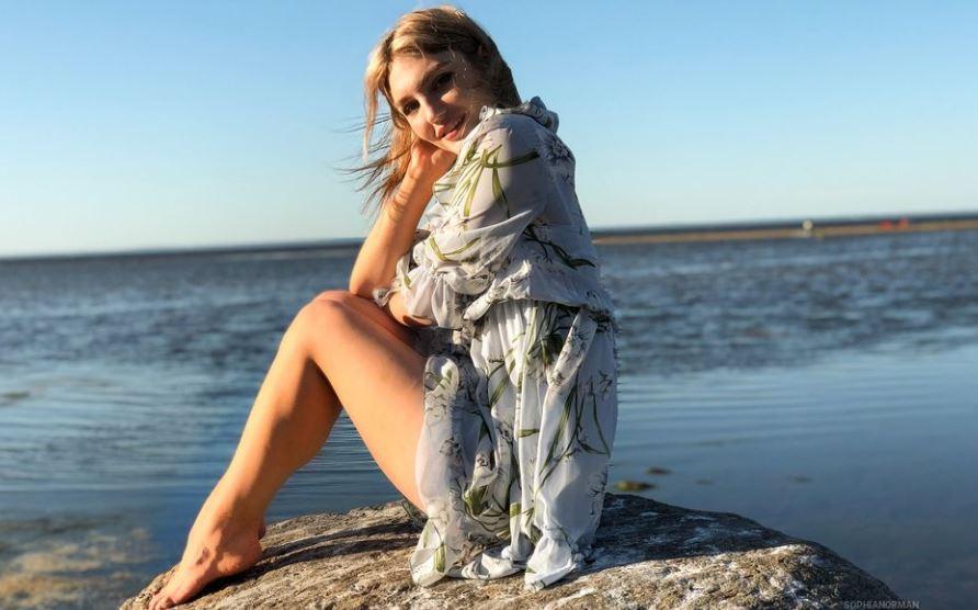 SophiaNorman Model GlamourCams