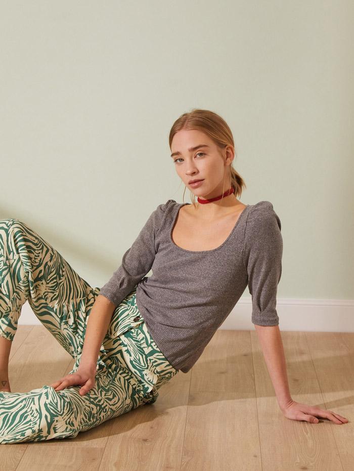 remeras de moda mujer primavera verano 2021