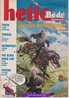 Hello-Bébé, numéro 16, 1991, Sylvain De Rochefort