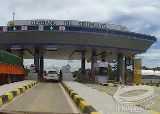 Fun Driving: Menjajal Jalan Tol Lampung