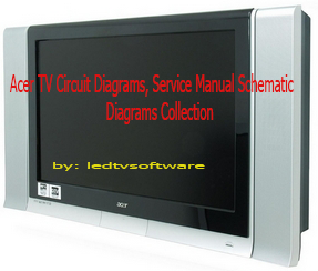 Acer TV Circuit Diagrams, Service Manual Schematic Diagrams