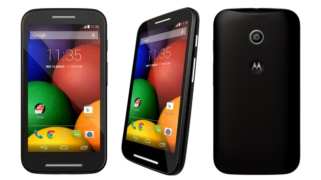 All About Moto E: How to get Moto E Android Update