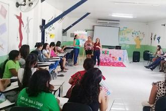 Centro de Apoio à Criança realiza momento de discussão e capacitação sobre os ODS em Itapiúna