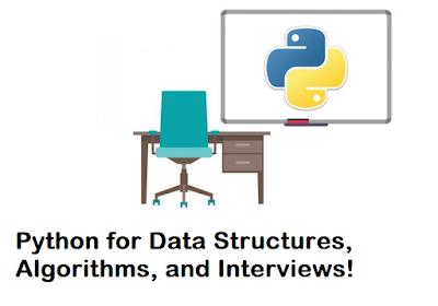 best Python data structure and algorithms courses