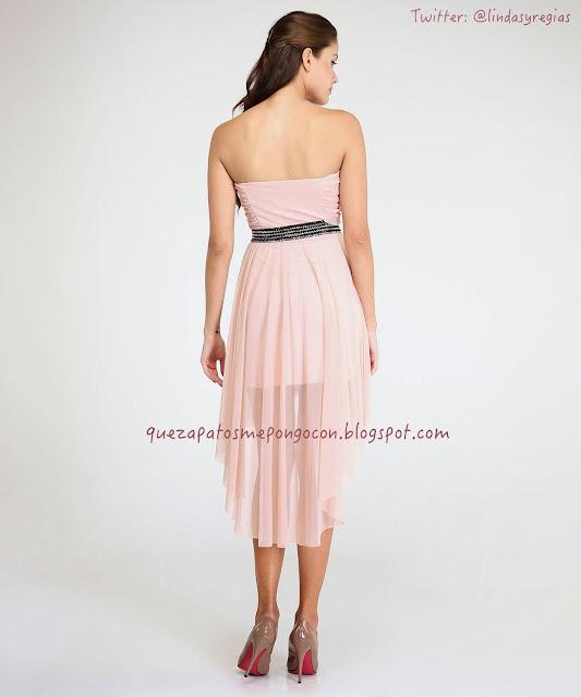 Zapatos Para Vestidos Largos Rosa Vestidos De Punto 2019