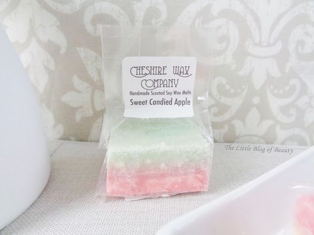 Cheshire Wax Company handmade scented soy wax melts