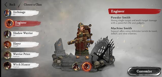 Warhammer odyssey engineer guide