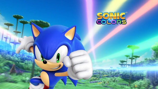 Localização das Red Rings de Sonic Colors (Nintendo DS)