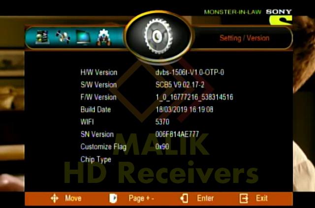 Newsat 9009 1506t/f 22nov NewPowervu Software By Usb