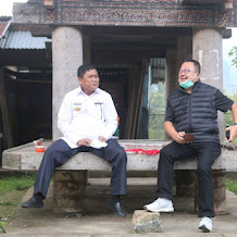 Prof. Dr Rheinald Kasali Takjub  dan kagum Keindahan alam dan Keramahan masyarakat Toraja