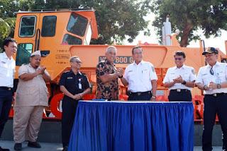 22 Tahun Beroperasi  Kini VDM 800 GS Menghiasi Jalan Siliwangi Kota Cirebon