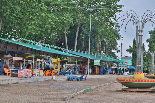 Kuliner Taman Samber kota Metro