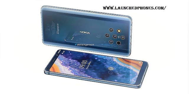 launched every bit the latest in addition to novel Nokia flagship mobile cry upward Nokia nine PureView launched alongside the 10nm SoC