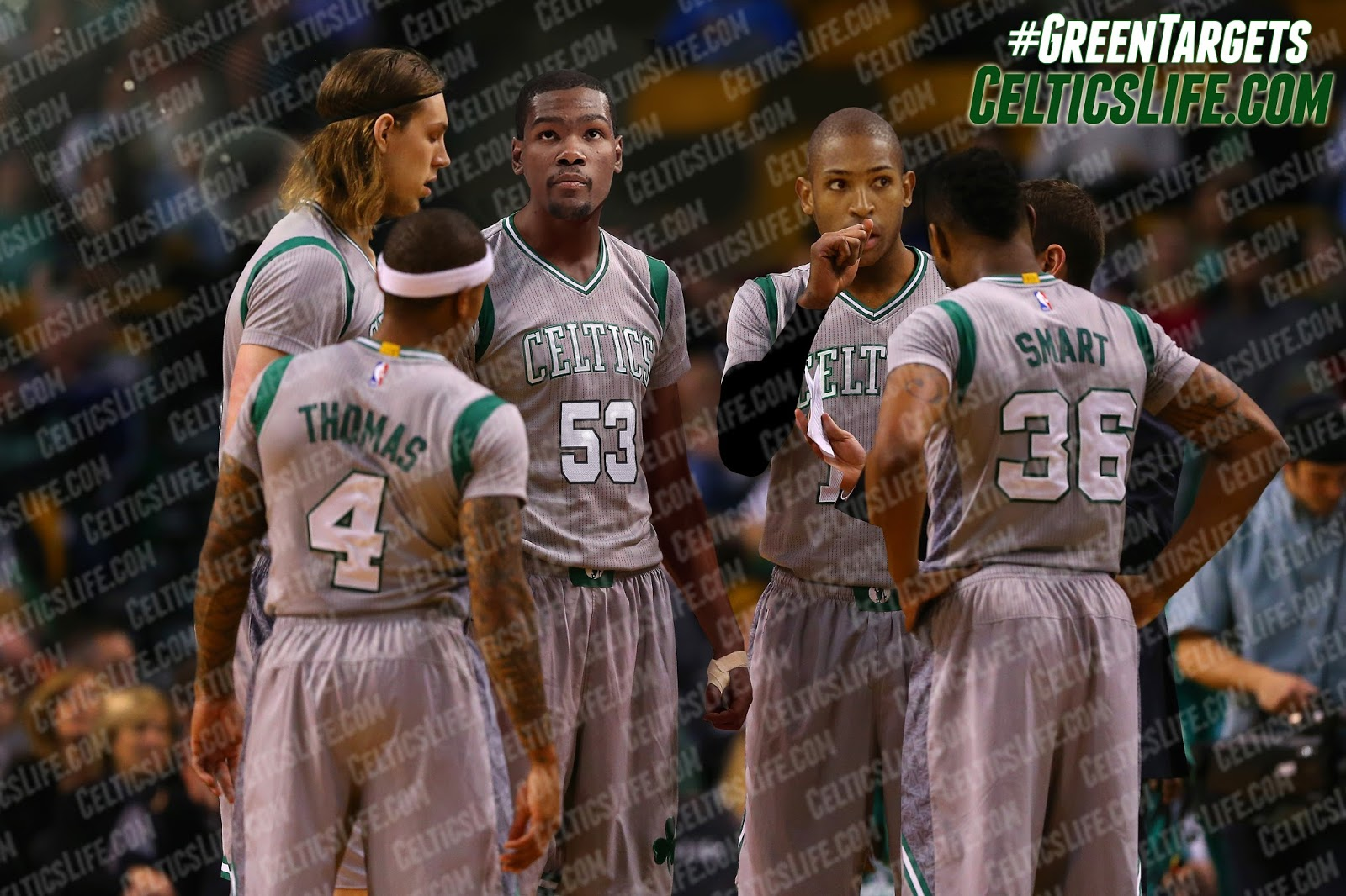 The passion of Celtics fans played a contributing role in ...
