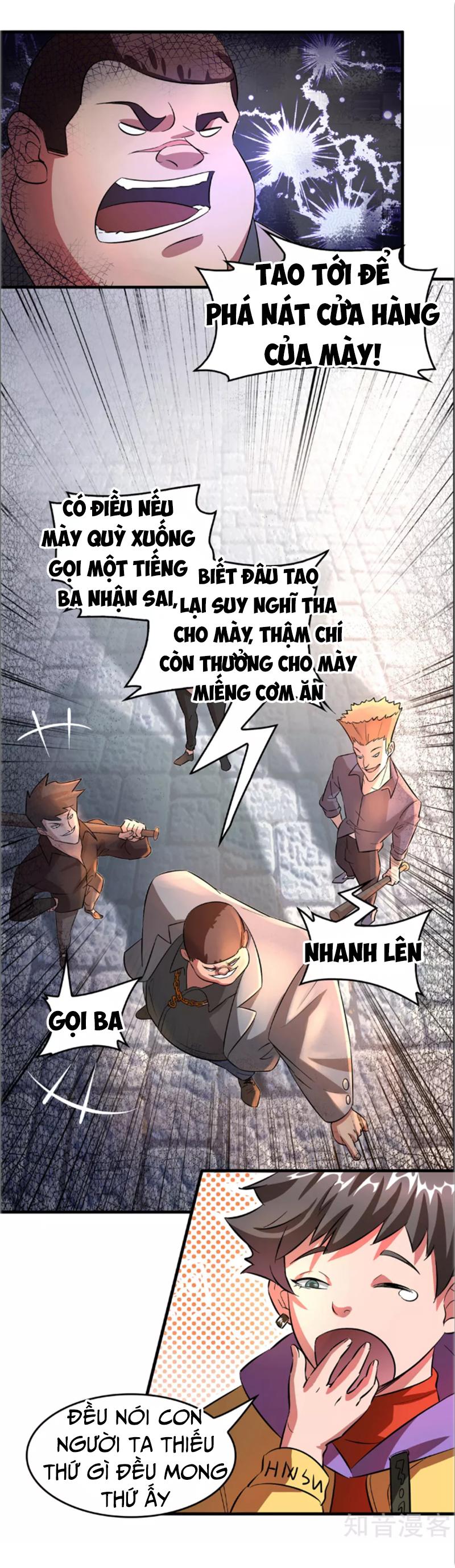 Hệ Thống Đại Gia Tại Dị Giới Chapter 3 - truyenmh.com