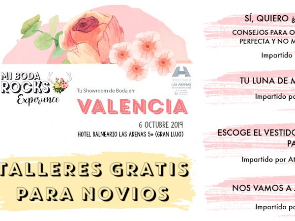 Talleres para novios MBRE Valencia