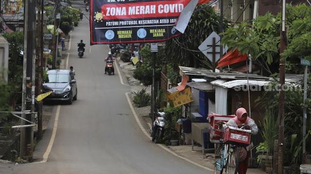 COVID-19 di Kota Bogor Makin Parah, Tambah 1.167 Orang Positif Corona