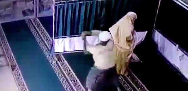 Kasihan, Merrisa Harus Bolak-balik RS akibat Pukulan Balok Saat Sholat