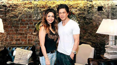 Best Bollywood Couple Gauri Khan and Shahrukh Khan