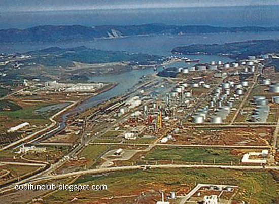 Fundov: World's Top 10 Refineries
