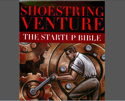 Shoestring Venture - The Startup Bible by Steve Monas & Richard Hooker Download eBook in PDF
