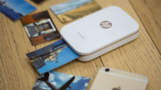 अब स्मार्टफोन से ही प्रिंट हो जाएंगी फोटो, एचपी लाया पॉकेट साइज फोटो प्रिंटर