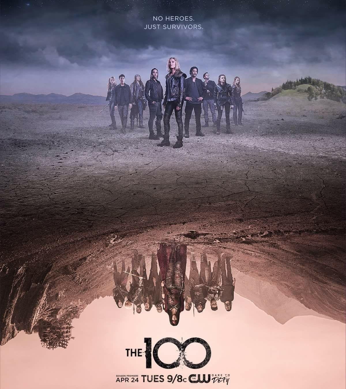 100 Tù Nhân (Phần 5) - The 100 season 5