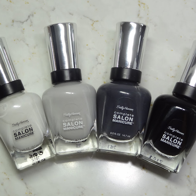 Sally Hansen | Complete Salon Manicure Black to Basics collection