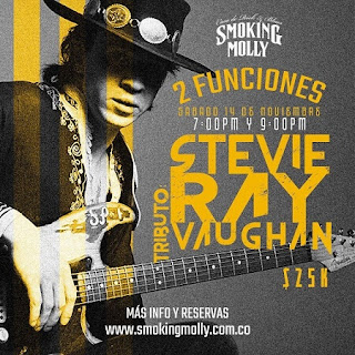 CONCIERTO tributo a Stevie Ray Vaughan