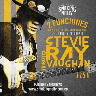 CONCIERTO tributo a Stevie Ray Vaughan