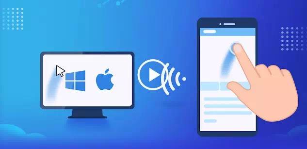 Cara Mengubah HP Android Menjadi Mouse Dan Keyboard-5