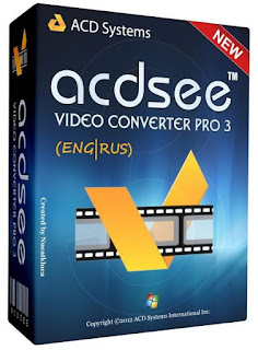 Download ACDSee Video Converter Pro 5