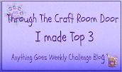 Top 3 - Through The Craft Room Door