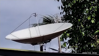 LNB Untuk Tracking Astro