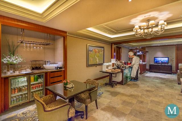 Horizon Club Lounge at Shangri-La Hotel Guilin