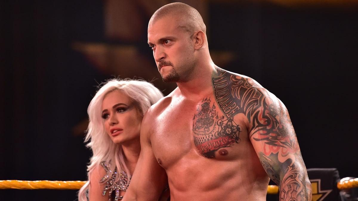 Karrion Kross faz sua estreia no WWE RAW