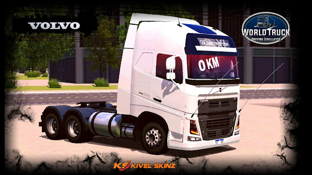 VOLVO FH16 750 - BRANCO 0KM