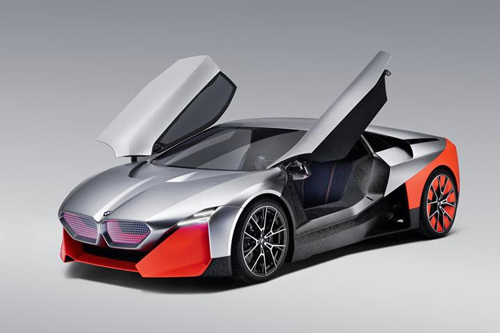 Hậu duệ BMW i8 mang thiết kế M1, công suất ít nhất 600 mã lực