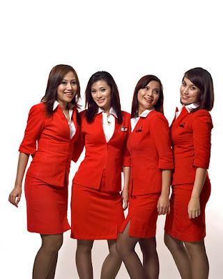 Flight Attendance Cabin Crew Pramugari cewek manis bokong bulat