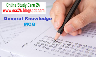 General Knowledge » Current Affairs | General Knowledge | Model Test