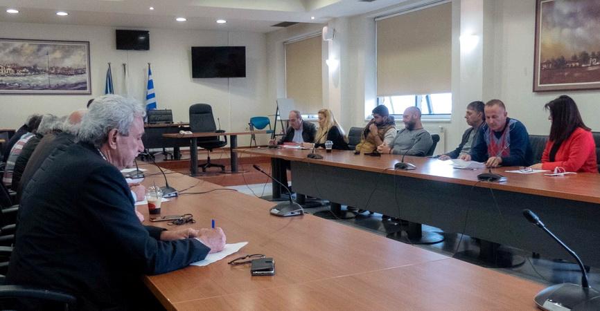 Συνεδρίασε το Συμβούλιο Αγροτικής Πολιτικής του Δήμου Αλεξανδρούπολης